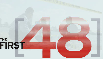 The First 48 Logo