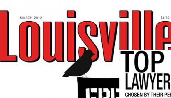 Top DUI Lawyer Lousivlle Magazine