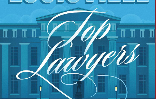 Louisville Top Lawyer 2014 Paul Gold