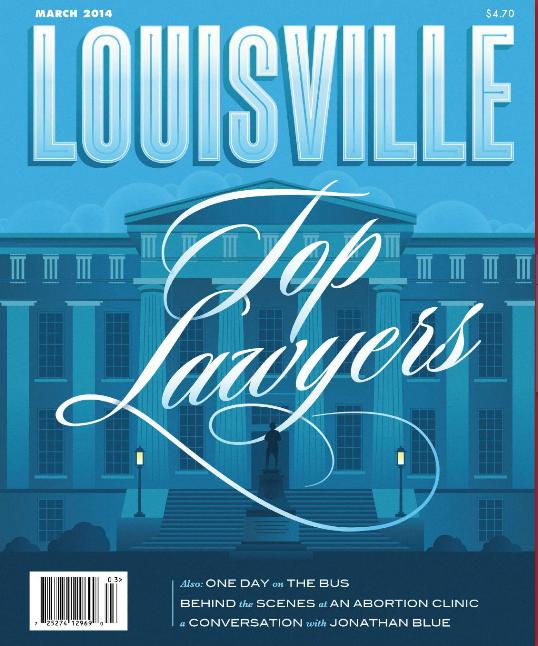 Louisville Top Lawyer 2014 Paul Gold